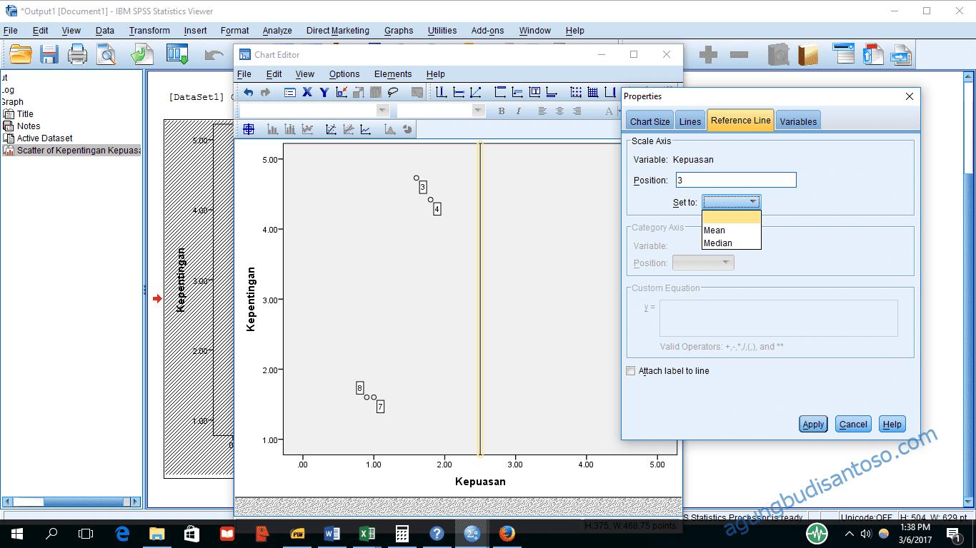 14-1 Tehnik Evaluasi Kegiatan Pendampingan atau Penyuluhan statistik pertanian penyuluhan ipa analysis important performance analysis evaluasi pendampingan evaluasi kegiatan penyuluhan