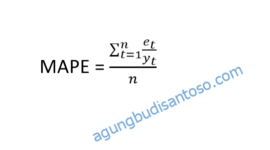 16-2 Time Series : Data Juga Bisa Meramal trend tren time series statistik s kurve quadratik pertanian peramalan data peramalan bisnis mse msd mape mae mad kuantitatif exponential error