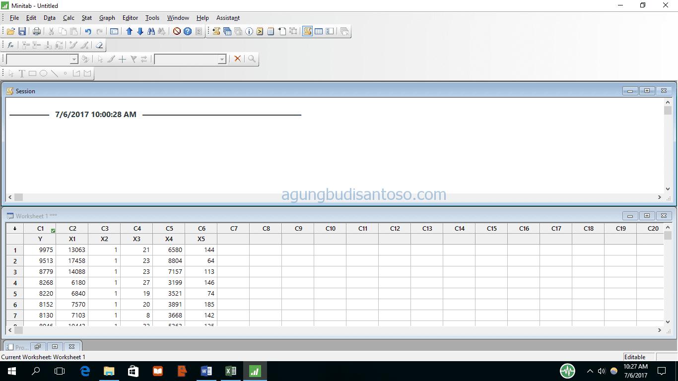 01 Mengenal Dummy Dalam Regresi variable dummy statistik regresi berganda regresi