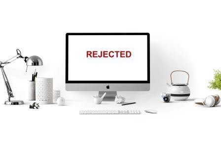 alasan mengapa proposal ditolak