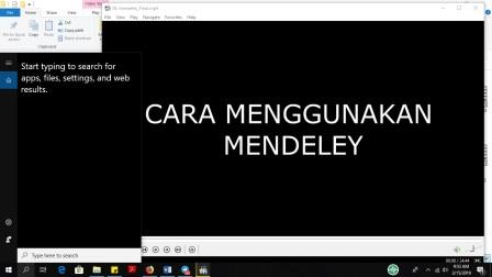 mendeley free download