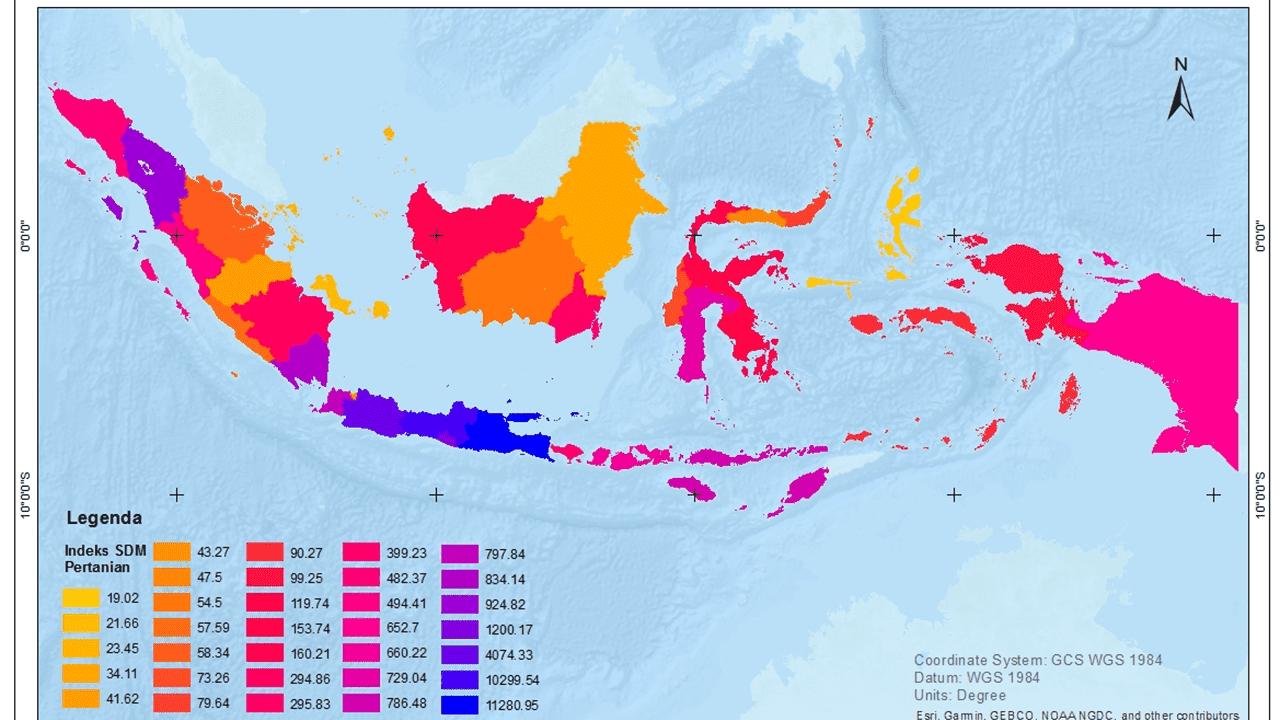pemetaan SDM Pertanian