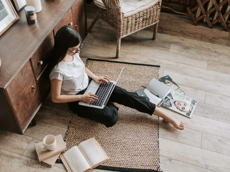 pengalaman blogger